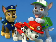 Paw Patrol Hidden Stars Game