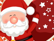 Santa Christmas Gift Rush Game