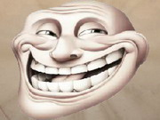Trollface Clicker Game