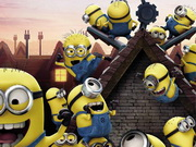 puzzle, adventure , boy , girl , jigsaw puzzle , kid , minion , minions , puzzle