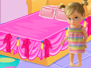 Baby Riley Room Deco Game
