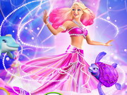 Barbie Princess - Hidden Stars Game