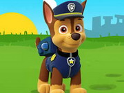 Paw Patrol Chase Puzzle Game