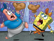 SpongeBob Sport Jigsaw Game