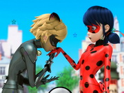 puzzle, boy , cartoon , girl , kid , miraculous , ladybug , hidden , stars