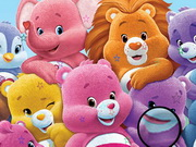 Care Bears Hidden Stars Game
