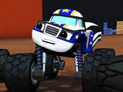 Darington Monster Truck Puzzle