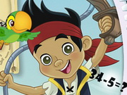 Jake And The Neverland Pirates Math Quiz Game