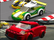 Lego Car Memory Game