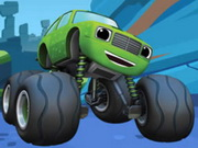 Pickle Monster Truck Game