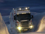 Ice Road Truckers Hidden Letters Game