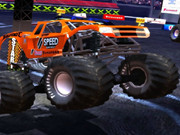 Monster Truck Hidden Numbers Game