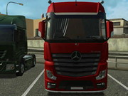 Truck Hidden Letters Game