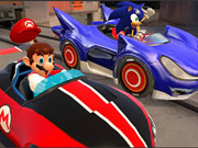 boy , car , cartoon , jigsaw puzzle , kid , mario , matching , sonic ,puzzle