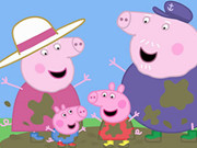 Peppa Pig Jigsaw Game