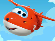 Super Wings Jett Puzzle Game