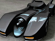 Batmobile Jigsaw