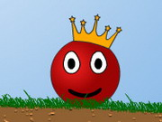puzzle, ball , platform , red , the , king