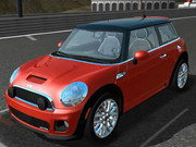 Mini Cooper Differences Game