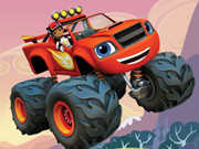 Blaze Monster Truck Hidden Letters Game