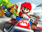 boy , car , cartoon , kid , mario ,puzzle