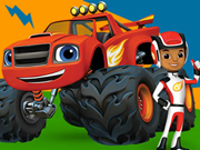 Blaze Monster Truck Game
