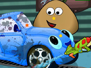 boy , car , kid , pou ,puzzle