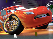 Cartoon Cars Hidden Letters Game