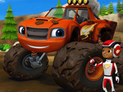 Blaze And The Monster Machines Keys Game