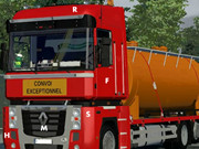 Renault Trucks Hidden Letters Game