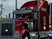 Kenworth Trucks Hidden Letters Game