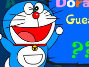 Doraemon Guess Letters Game