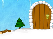 Must Escape The Ice Cave Game