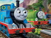 puzzle, boy , cartoon , jigsaw puzzle , kid , thomas , jigsaw , puzzle