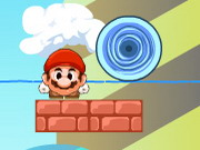 puzzle, ball , escape , flying , mario , war , mario