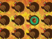 Doli Thanksgiving Cards Game