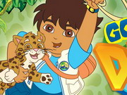 Go Diego Go 6 Diff Fun Game