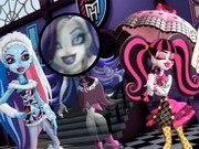 Monster High Hidden Numbers Game