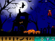 Happy Halloween Hidden Objects