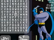 Batman Wordsearch Game