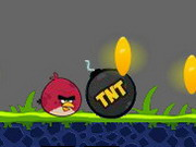 Angrybirds Bomb Zombies Game