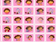 Dora Connect It Game