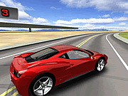 racing, boy , car , driving , ferrari , test , drive