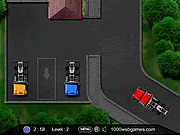 Truck Parking Space Game