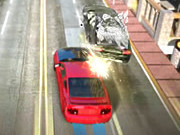 Red Driver 4 Game
