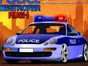 Police Destroyer Rush Game