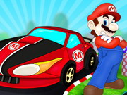 Mario Drift Game