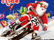 Santa Fun Ride Game