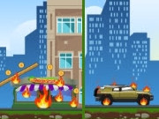 Illegal Drive: City On Fire Game
