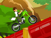 Ben 10 Trail Ride Game